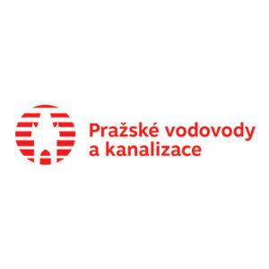 Pražské vodovody a kanalizace logo