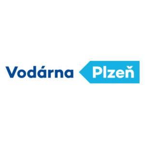 Vodárna Plzeň logo