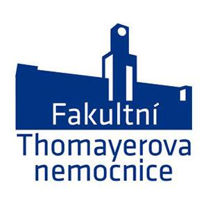 Fakultní Thomayerova nemocnice logo