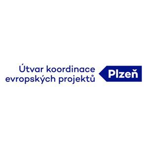 Útvar Koordinace Evropských Projektů Města Plzně logo